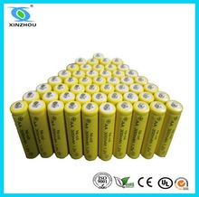 High quality low discharge rate ni-cd aa300mah 1.2v