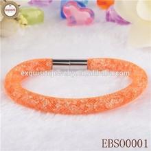 alibaba china stainless steel magnetic mesh bracelet