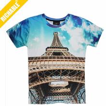 TS01210 2014 Wolf 3d T-shirt
