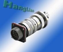 circular electrical connector
