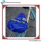 Waterproof Plastic PE Bicycle Seat Cover