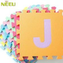 [NEEU] EVA alphabet preschoolers learning mats