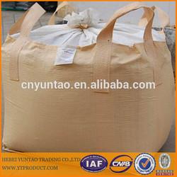 100% raw material 1ton bulk bag /1ton big bag/pp jumbo bag