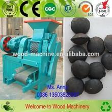 high pressure lignite coal briquette press machine