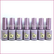 Purple Bear Professional Nail art soak off UV /LED Gel Soak off No-wipe Top Coat