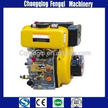 Electric diesel engine 211cc 4hp 170 diesel engine with price
