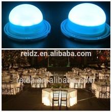 Wedding Christmas party vase chair table decoration LED lighting led furniture light bulb