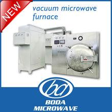 batch type vacuum microwave furnace