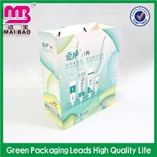 shock resistance paper garbage pack