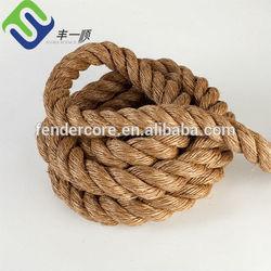 100%colored sisal rope 10mm sisal rope