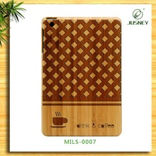 handmade wood case for ipad mini, for ipad mini 3 case