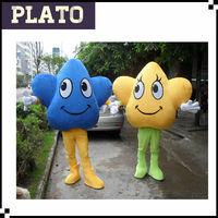 Wholesale lucky star costume, star shape costume, star mascot costume