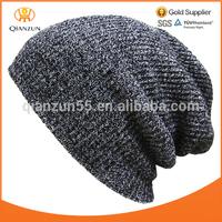 Rasta knit hat/knit slouchy beanie hat/knit hat free pattern