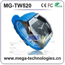 1.6 inch high definition Touch Screen MP3/MP4/Bluetooth function watch phone