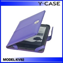 Factory The Thinnest and Lightest PU Leather Cover Case for Amazon Kindle Voyage 2014 Version