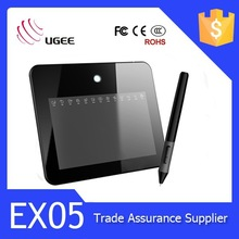 UGEE EX05 drawing design pen writing best digital tablet for drawing