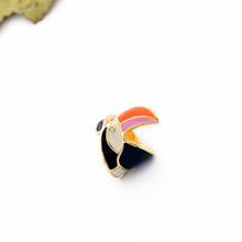 Jz00125 New Style!!!Women men children Cute wholesale Parrot Ring