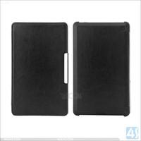 case cover for amazon kindle fire hd6 , folio case leather tablet cover for kindle fire hd 6