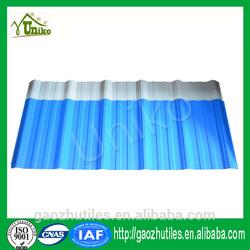 delicate apperance economic composite plastic upvc heat insulation roofing sheet