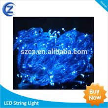 Factory Price C6 LED Christmas Modeling String Lights Optical Fiber Lights