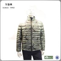 2014-2015 new design mens lightweight down jacket