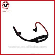 Fancy headphone v4.0 bluetooth stereo wireless headphone player mp3