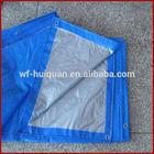 Huiquan PE tarpaulin waterproof envirment protect for covered