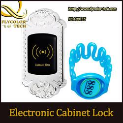 High quality electronic locker lock for hotel,gym,sauna,spa,swimming pool