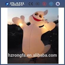 Happy led casper,inflatable casper ghost