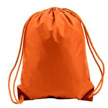 handle rope style nylon drawstring laundry bag (YT-DB0126)