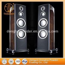 Household decorative designed music-box powder coating