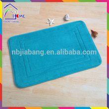 Blue designer promotional pp single twist floor carpets