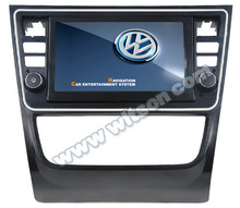 WITSON CAR MULTIMEDIA FOR VOLKSWAGEN GOL WITH A8 DUAL CORE CHIPSET DVR SUPPORT WIFI 3G APE MUSIC BACK VIEW
