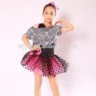 Girls Halter refreshing&cool Polka Dot gauze skirt summ