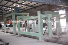 high profit AAC block equipment/lightweight concrete foaming equipment