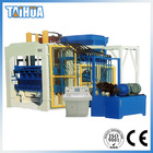 2014 new china products QTJ10-15 automatic block brick making machinery machines / cement brick making machine price in india