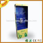cardboard headphone counter display ,cardboard flooring display stands for car charge ,cardboard floor phone display