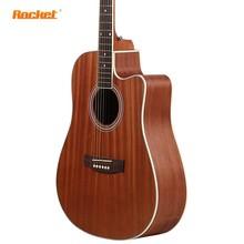 QYF-41C Sapele acoustic guitar