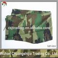 Calças de camuflagem de carga para homens