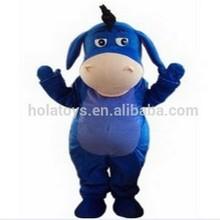 Hola adults eeyore costume mascot for sale