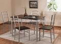Mobilier salle à manger salle à manger ensemble type et l'utilisation spécifique mdf table set