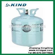 Industrial grade 99.9% purity 13.6kg Eco-friendly Car Air Conditioner Refrigerant r134a Gas