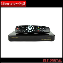 Full HD 1080P DVB-S2 Dual-core satellite receiver libertview f5s with good price