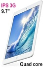 China factory MTK8382 IPS screen quad core 9.7 inch built-in gps 3g wifi tablet pc 1GB16GB 1.3GHZ wifi Bluetooth