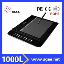 UGEE M1000L digital pen touch screen electronic graphic drawing tablet