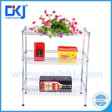 Adjustable metal house shelving rack-HKJ-C038