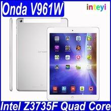 9.6 inch IPS Screen Onda V961w 3G Windows 8.1 Tablet PC Intel Z3735 64Bit Quad Core 1280*800 2GB RAM 32GB ROM