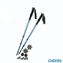 Classic Expander Lock EVA Aluminum Telescopic Walking Pole