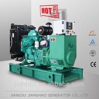 Suitable for Rock crushing machine or plastic machine, diesel generator 30kw to 500kw