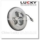 Black/Silver/Golden Jeep wrangler 7 inch round led headlight 12v 24v